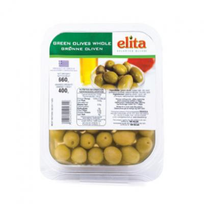Green Olives Whole