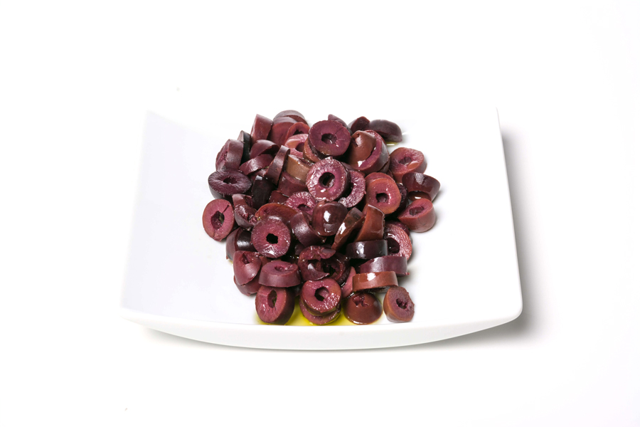Kalamata Olives Slices