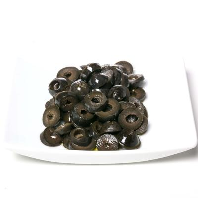 2h Black Oxidized Olives Slices