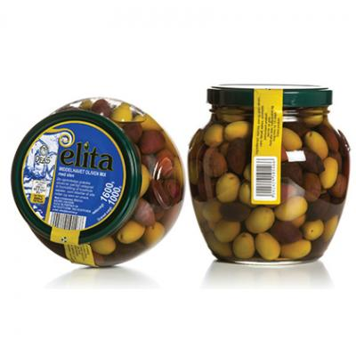 Mediterranean Mix Whole Olives